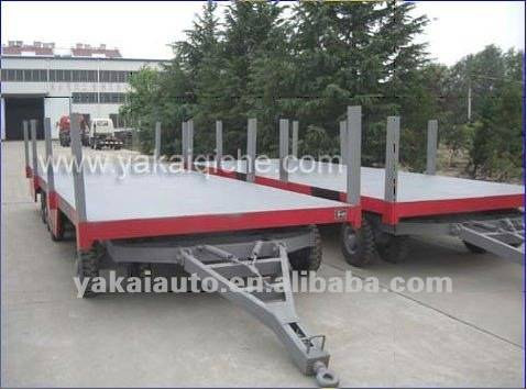30t low flatbed trailer for sale