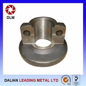 Pipe Flanges Steel Casting for Flanged Fittings