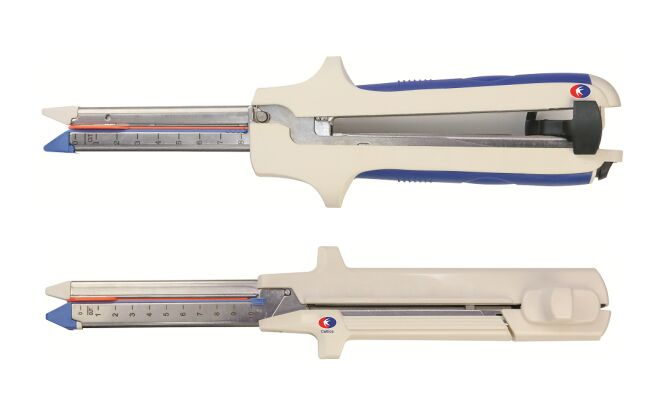 Disposable Linear Cutter and its Auxiliary