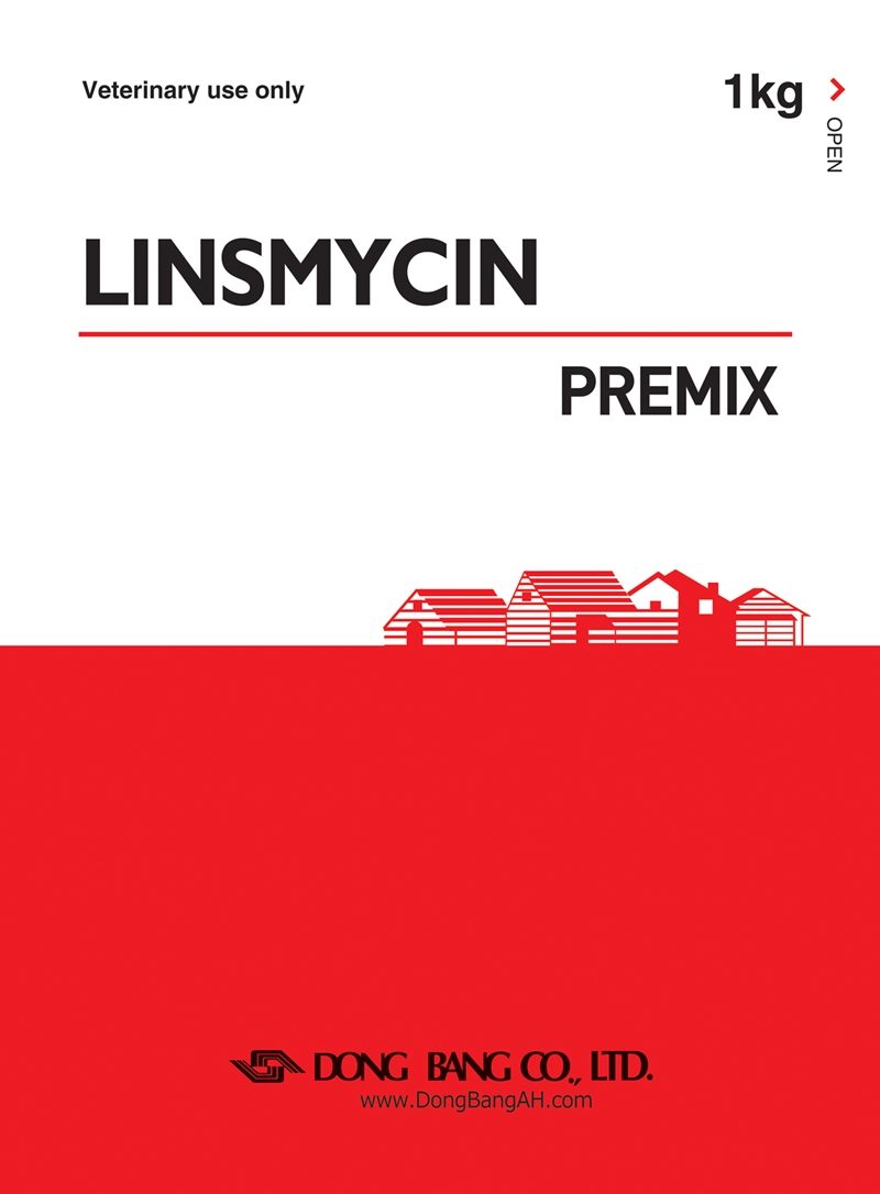 LINSMYCIN PREMIX veterinary antibiotics for swine and chickens