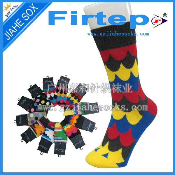 New fashion casual cotton man socks professional socks manufacture