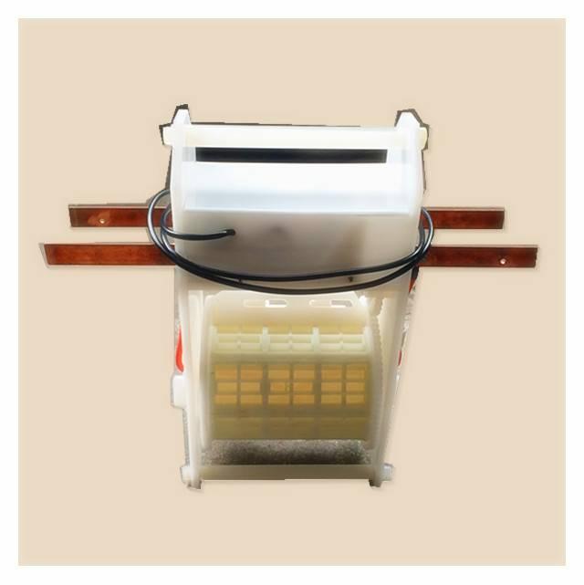 Zinc Plating Barrel Screw Plating Machine Silver Plating Barrel Copper Plating