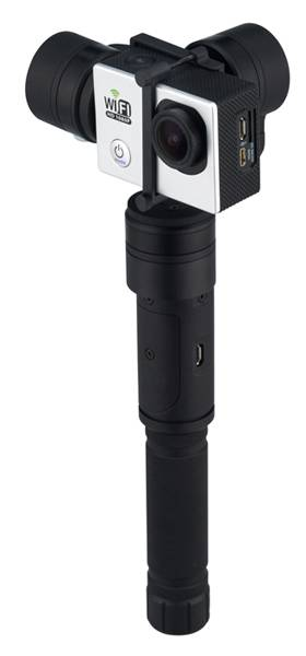 Best price 3 axis handheld gimbal camera stabilizer for action camera