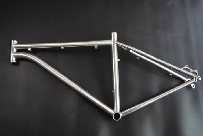 top quality GR9-Ti mountain bike frame