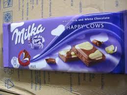 Best Price Milka 100g Chocolates Trauben Nuss (Raisins and Hazelnuts)
