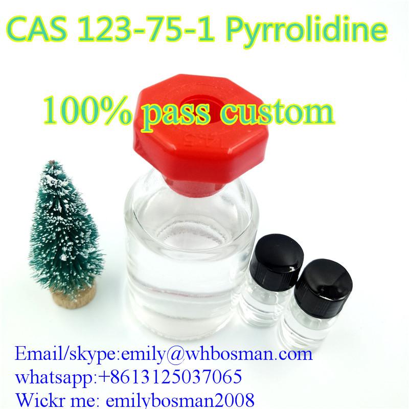 CAS 123-75-1 Pyrrolidine liquid vendor