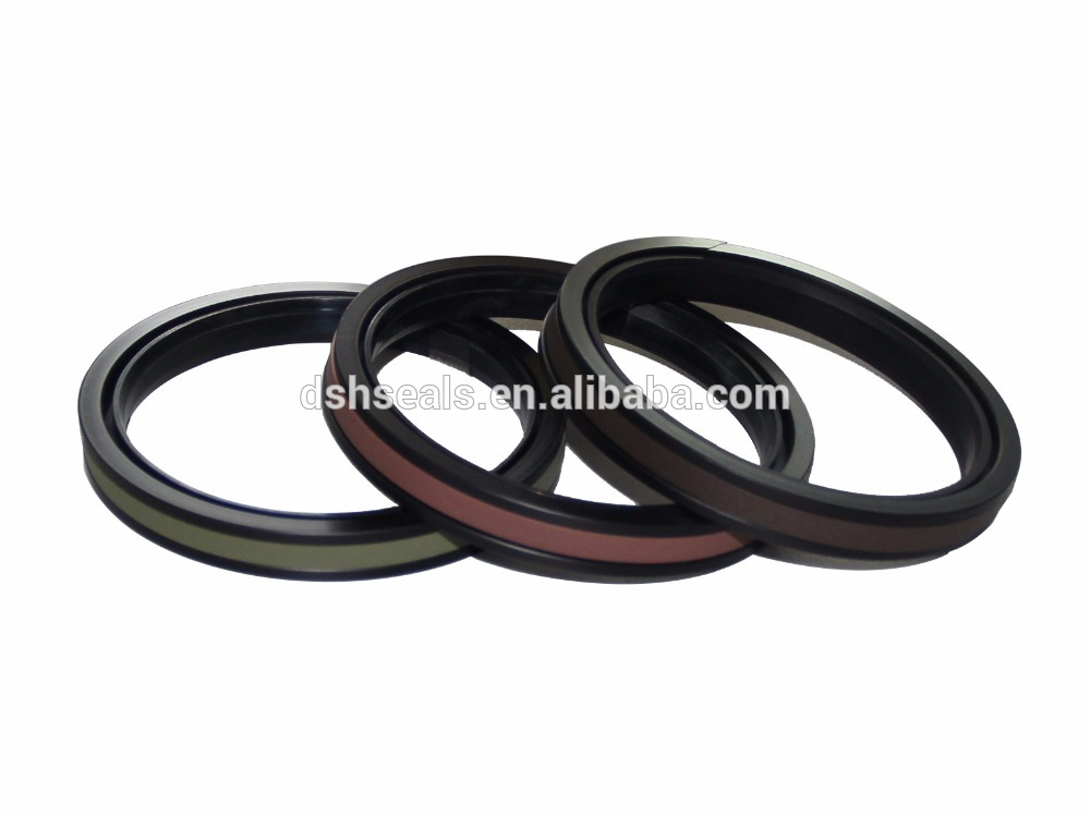 SPGO type seal Glyd ring and SPGW type piston seal kit for excavator