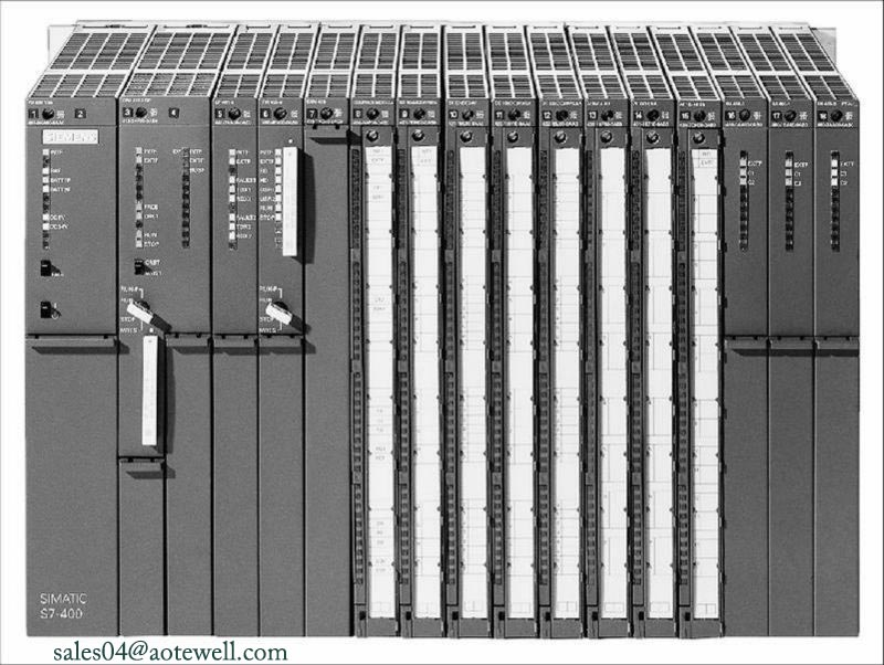 Siemens Simatic S7-400 Cpu Plc I/O Module Series