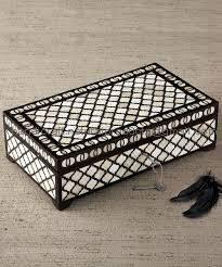 Horn & Bone Jewelry Boxes