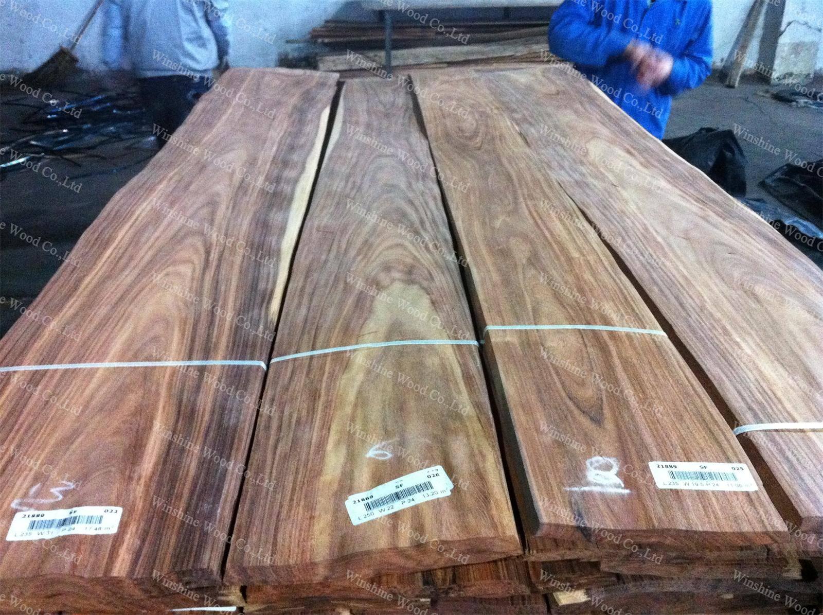 santos rosewood veneer