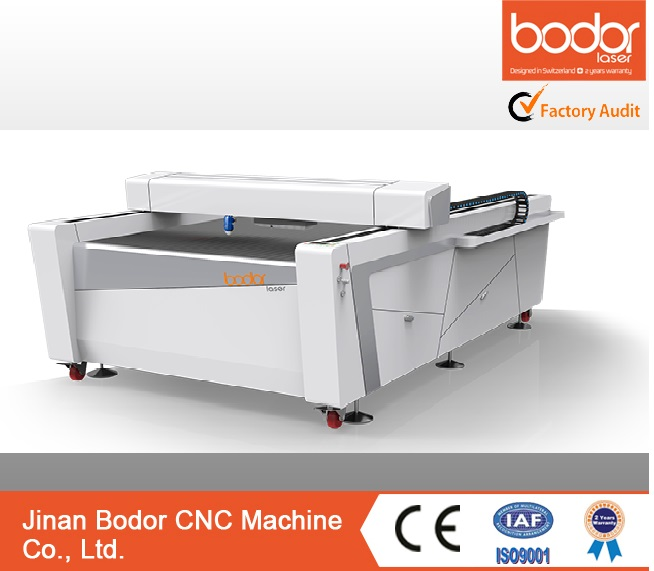 co2 laser metal&non-metal cutting bed bcl-bm series