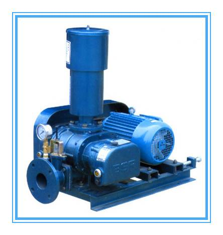 Factory directly sales three lobes roots vacuum pump