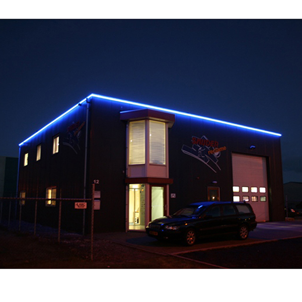 High Quality IP65 LED Neon Light for Building Outline Decoration