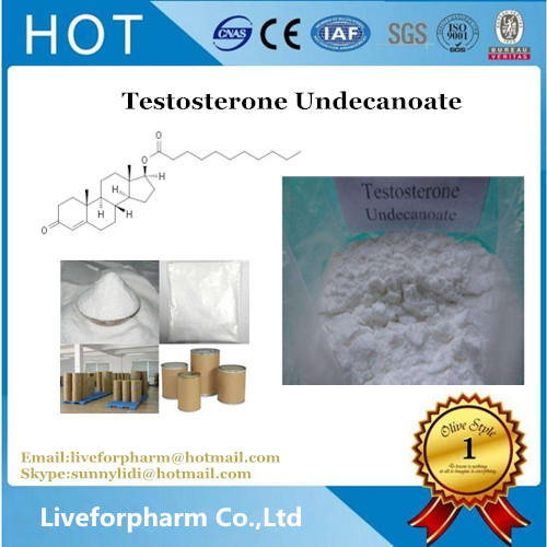 Testosterone Undecanoate Steroid Powder Test Undecanoate Purity 99% CAS5949-44-0