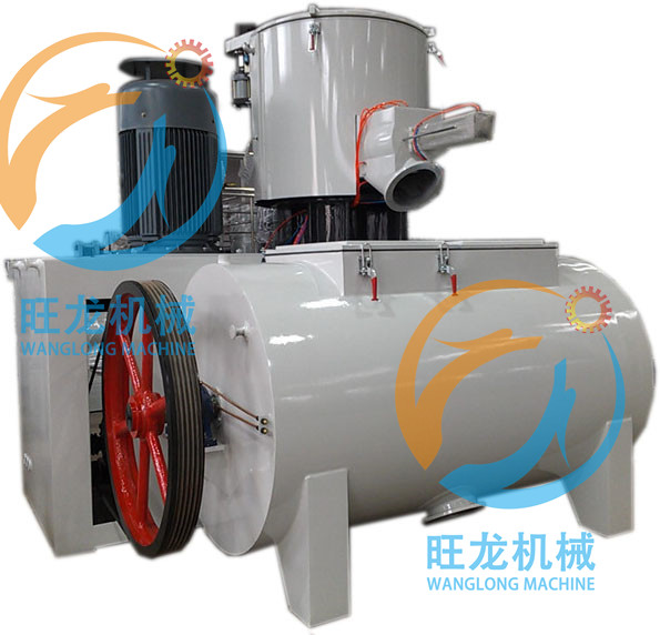 PP/PE/PVC High Speed Mixer for plastic material