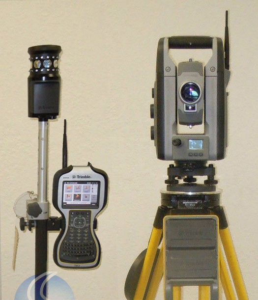 Used Trimble S8-1 High Precision Robotic Total Station