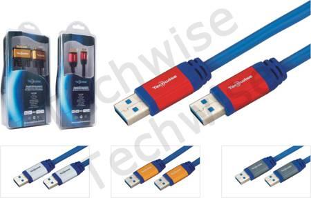 USB3.0 A plug-A plug