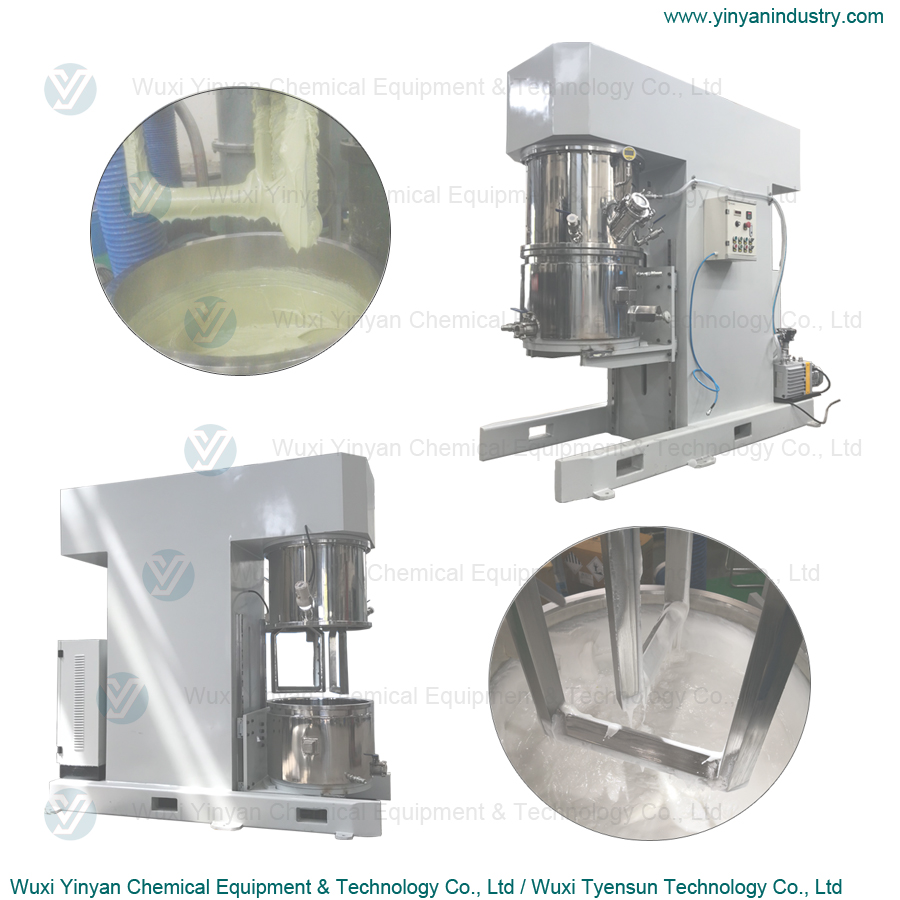 YINYAN factory selling sealant planetary mixing machine