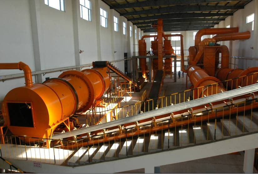 Turnkey NPK Compound Fertilizer Production Line