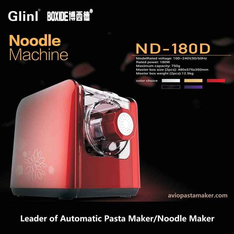 Electric Household Noodle Machine ND-180D