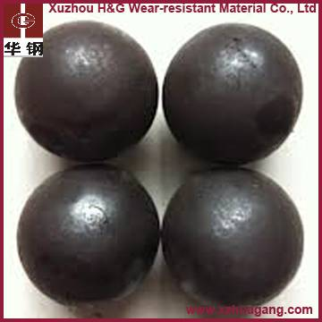 ZQCR12 casting steel ball for ball mill grinding
