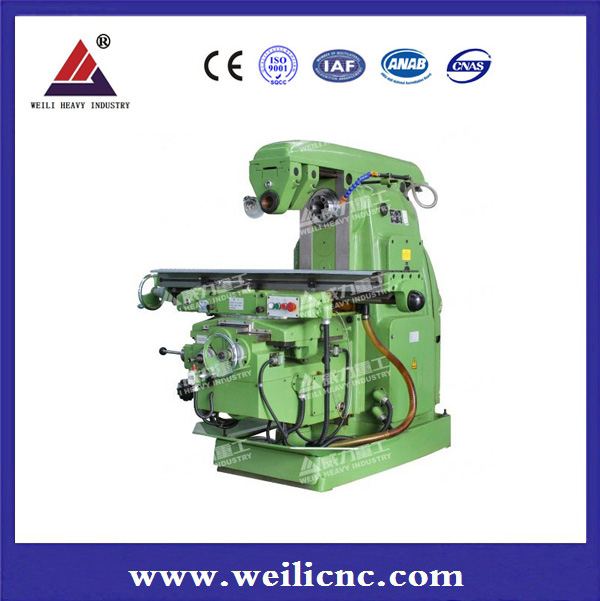 2017 popular horizontal milling machine X6132