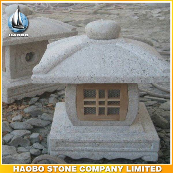 Japanese Garden Stone Lantern Asian