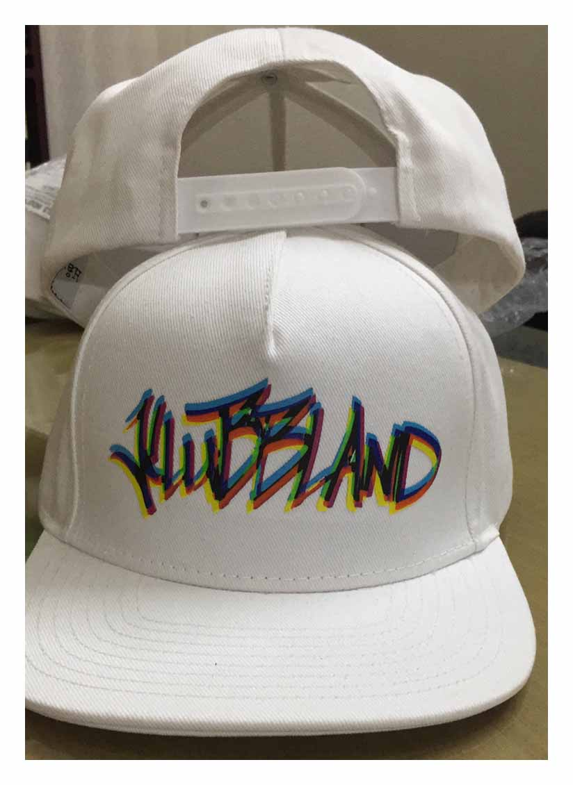 Snapback with Print