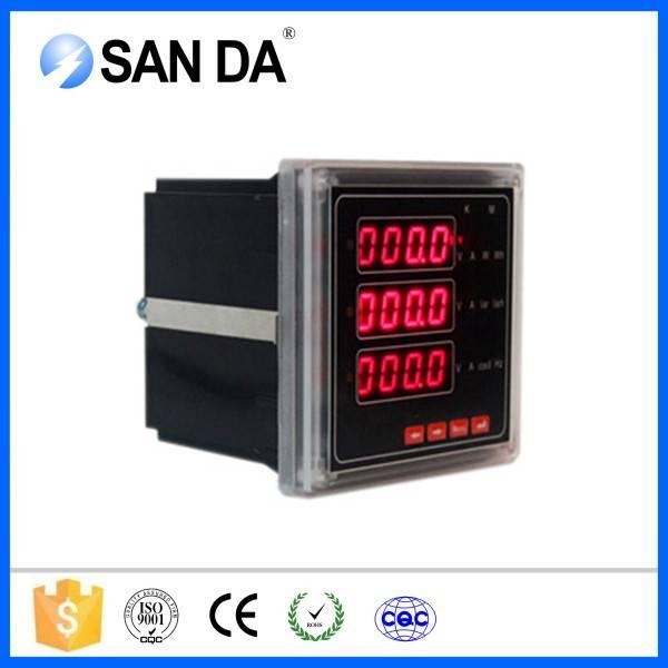 Digital Panel Laser Multifunction Power Meter