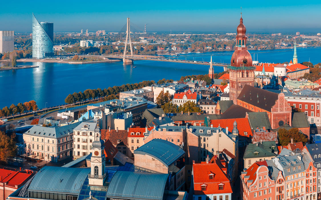 Law services of Latvia's firm: SIA company registration with minimum tax