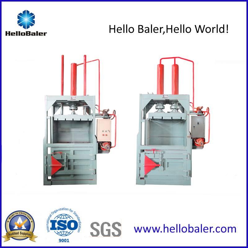 Vertical Waste Plastic Bottles Baler  with 600kn Pressing Force (VM-3)