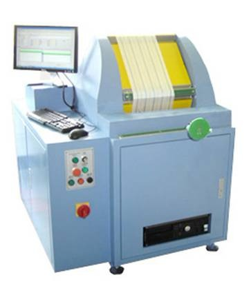GA193-400 Small Sample Warping Machine