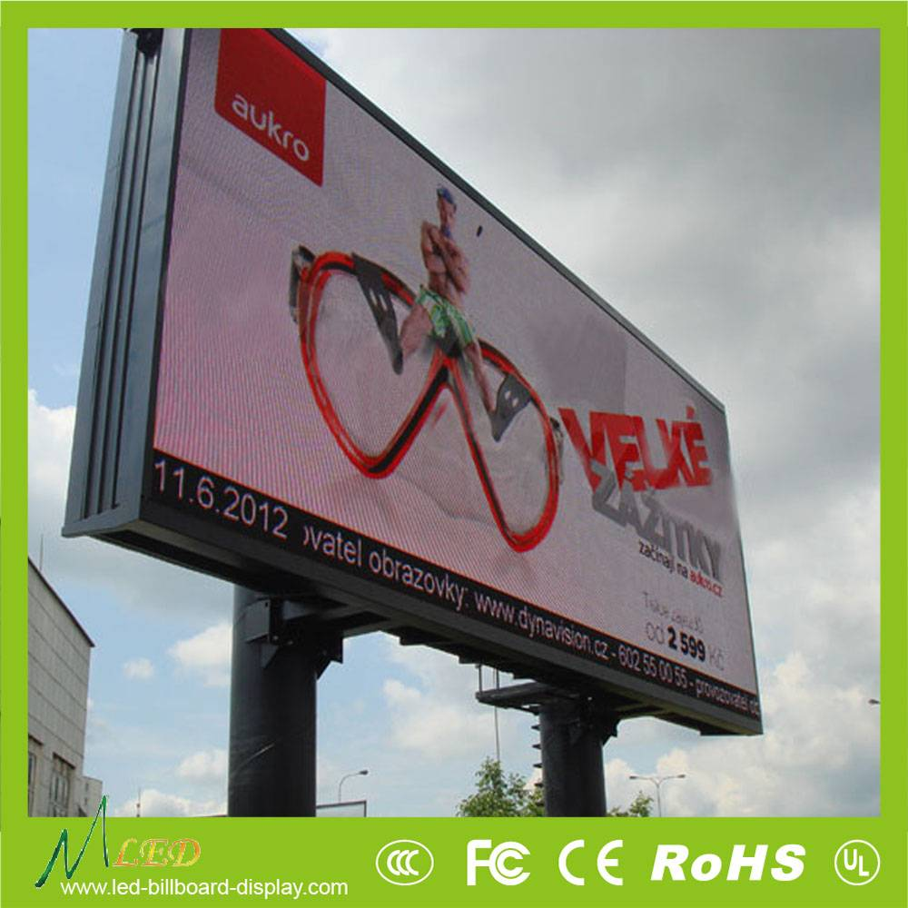 Outdoor Led Large Screen Display P16
