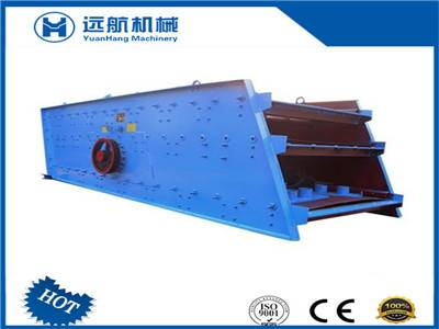 High Quality Mining Machinery Sand Screening Machine Vibrating Screen Separator