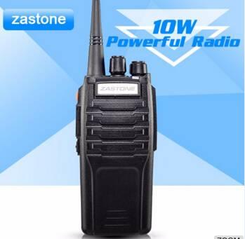 Walkie Talkie 10W powerful two way radio ZASTONE A9 VHF/UHF transceiver 10 watt walkie talkies