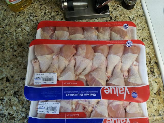 Halal Certified Processed Frozen Chicken Leg Quater- Brazilian Origin
