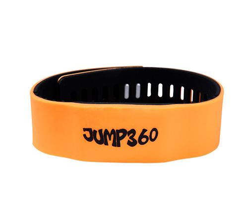 RFID silicone wristband tag(ZT-SJZ-160827-01)