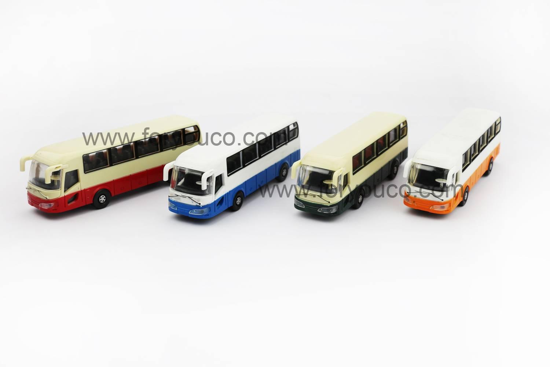 Scale Model Mold Mini Bus School Bus Public Bus Not a Toy