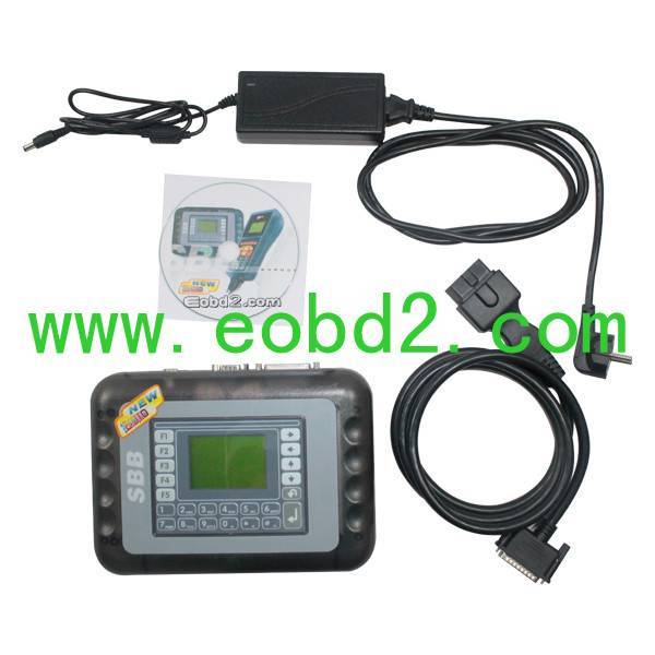 SBB Key Programmer IMMOBILISER Newest Version V33