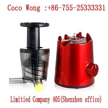 Shenzhen Best Slow Juicer Retail / Quotation