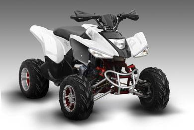 RT200ST ATV