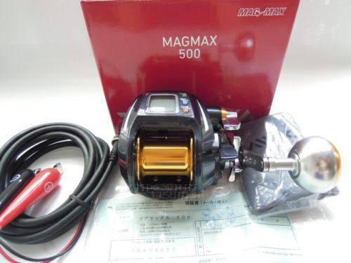 Daiwa MAGMAX 500 Electric Reel