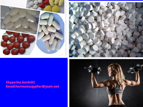 Oral tabs Anabolic Steroids metrien-1/Methyltrienolone Muscle Building 1MG/TAB
