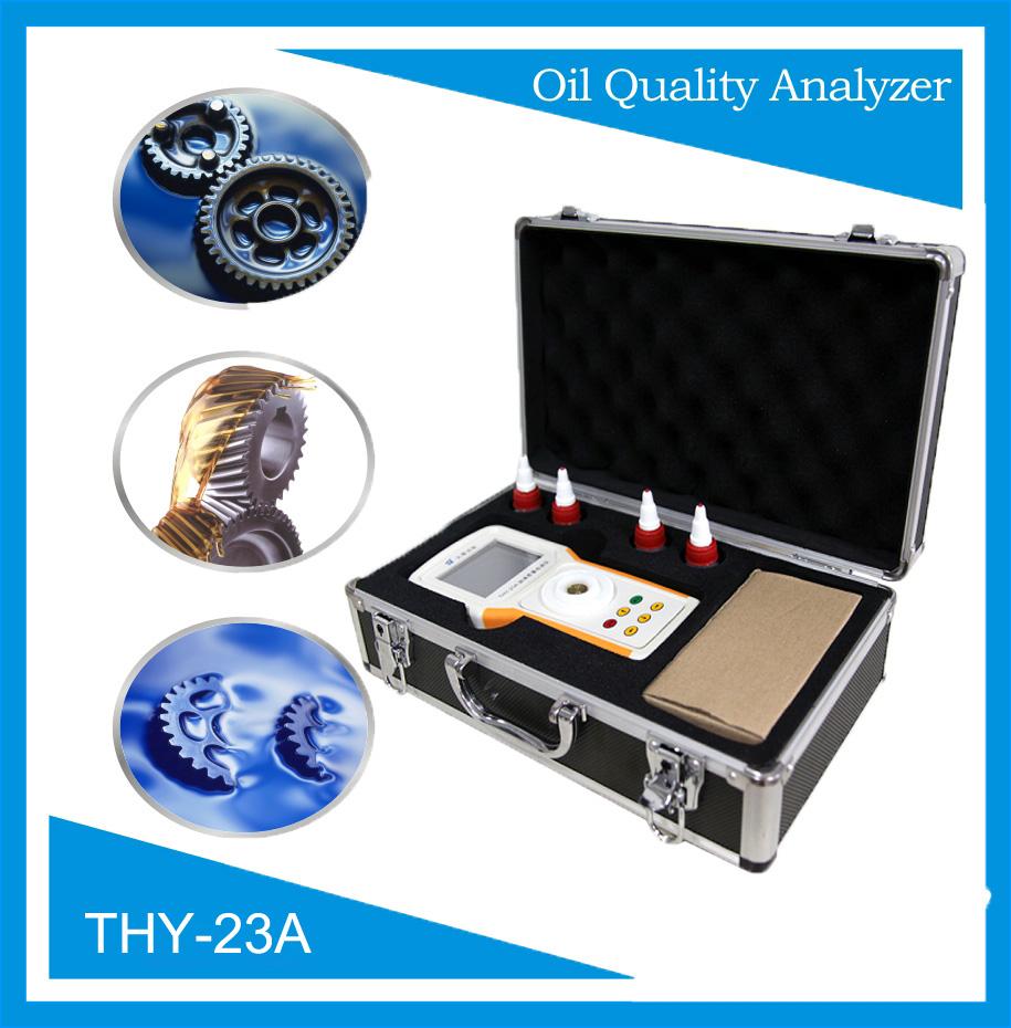 lubricant oil hydraulic oil engine oil turbine oil analyzer