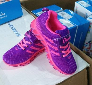 high quality 3D flyknit uppers flyknit vamps for sport shoes casual shoes
