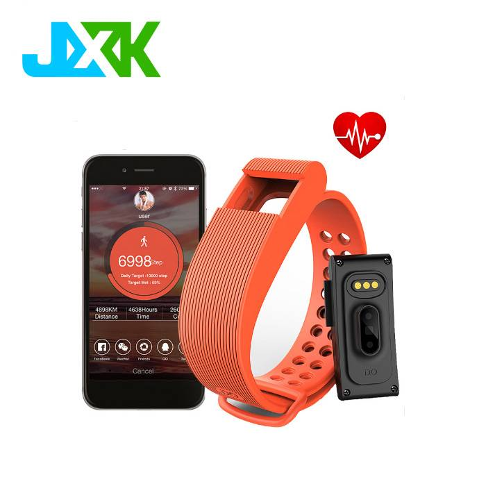 Smart bracelet BT4.0 smart band heart rate monitor bracelet 2016 smart wristband pedometer id105