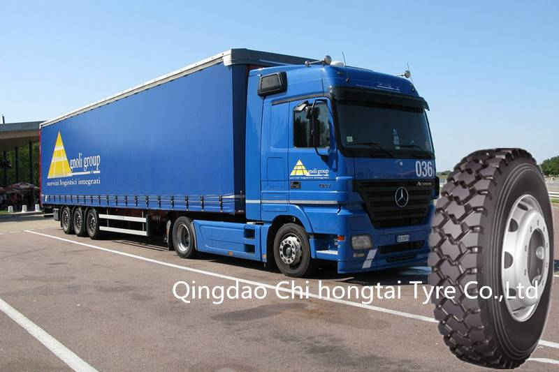 China 1000R20 high quality truck tires