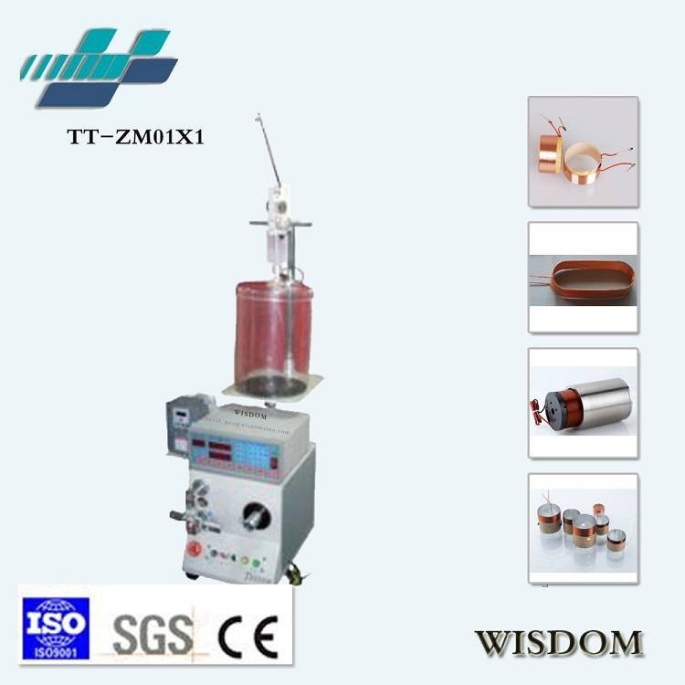 WISDOM TT-ZM01X1 Thin voice coil winding machine