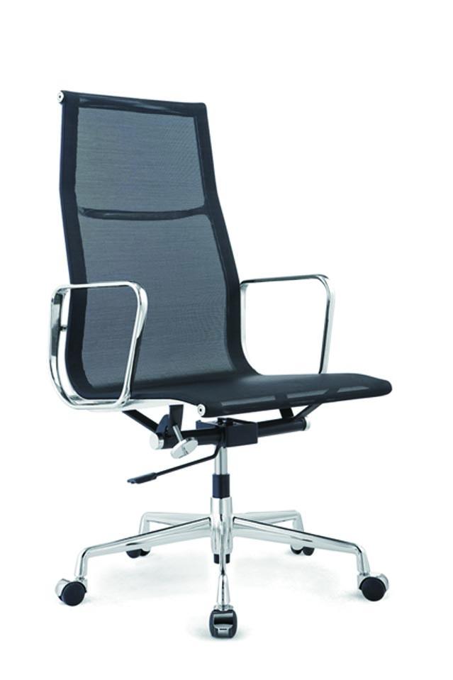 Hot Sale Aluminum Mesh Swivel Office Chair