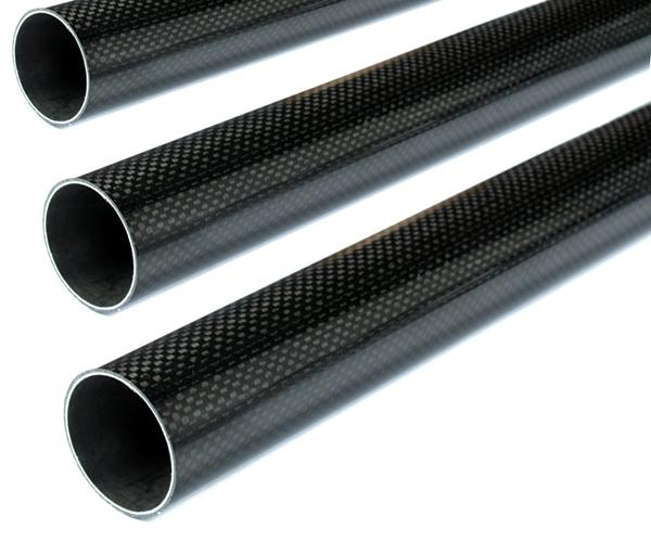 Customized carbon fiber pipe
